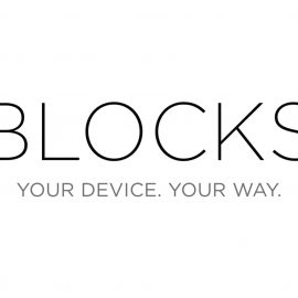 Blocks, el primer smartwatch modulable
